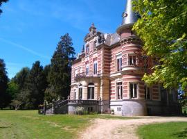 Château De Colagnie-Des-Bois, Saint-Arnoult (рядом с городом Romescamps)