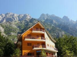 Villa Dini, Valbonë (Bajram Curri yakınında)