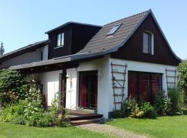 Ferienhaus bei Berlin, Fredersdorf (Rehfelde yakınında)