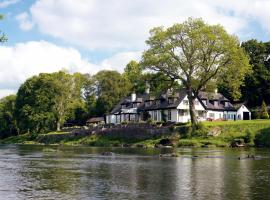 Pwll-y-Faedda Bed & Breakfast, Builth Wells (рядом с городом Llanstephan)