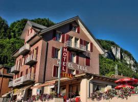 Hotel Tell, Seelisberg (Bauen yakınında)
