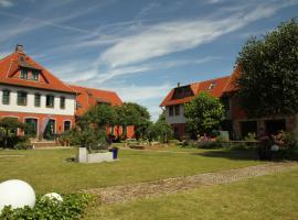 Ferienwohnanlage Alte Molkerei, Rankwitz (Warthe yakınında)