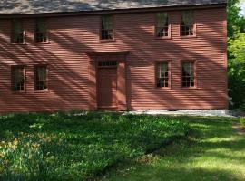 The Major John Gile House c.1763, Durham