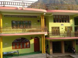 Lakhamandal Resort, Mandāli (рядом с городом Parolā)