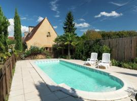 Maison Delpech, Montferrand-du-Périgord (рядом с городом Sainte-Croix-de-Beaumont)