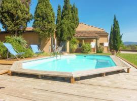 Holiday home Loupia, Loupia (рядом с городом La Digne-d'Amont)