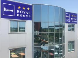 Royal Apartments & Rooms, Загреб (рядом с городом Hrvatski Leskovac)