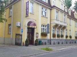 Hotel Atena, Słupsk