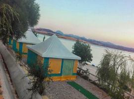 Camping San Jose Del Valle