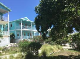 Island Dreams Condo Apt, Exuma Harbour Estates (Moss Town yakınında)