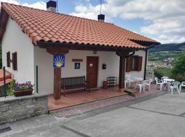 Albergue Ezpeleku, Ilárraz (Larrasoaña yakınında)