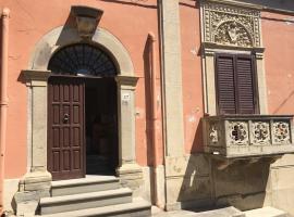 casa monsignore, Tripi (Novara di Sicilia yakınında)