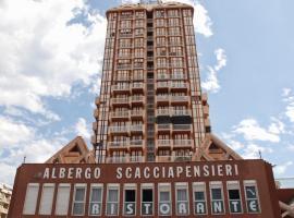 Hotel Scacciapensieri, Nettuno