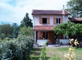 House Le gîte de s.a.m, Solférino (рядом с городом Labouheyre)