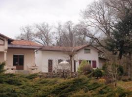 House La forêt, Préchacq (рядом с городом Louer)