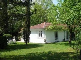 House Chez yvonne, Понтан-ле-Форж (рядом с городом Escource)
