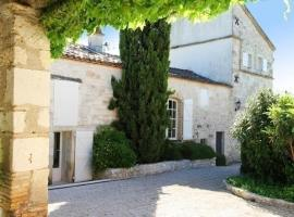 House Le pigeonnier des mazes, Cahuzac-sur-Vère (рядом с городом Andillac)