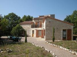 House Les lapins, Les Cabannes (рядом с городом Vindrac-Alayrac)
