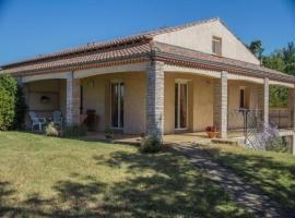 House L'hermitage, Ambres (рядом с городом Fiac)