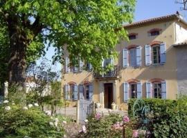 House Auvezines, Montgey (рядом с городом Palleville)