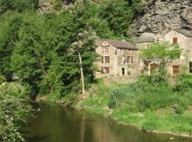 House Curvalle, Curvalle (рядом с городом Saint-Sernin-sur-Rance)