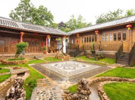 Naruo Ju Guest House, Lijiang (Shigu yakınında)