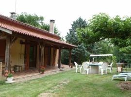 House La boiserie, Teyssode