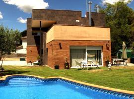 Can Vinyals Holiday Home, Castellar (Caldes de Montbui yakınında)