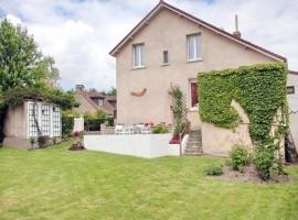 House A l'orée du bois, Bouvigny-Boyeffles (рядом с городом Estrée-Cauchy)