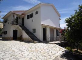 villa elli 1, Ипсос (рядом с городом Spartýlas)