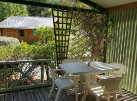 Camping Le Rey, Louvie Juzon (рядом с городом Bescat)