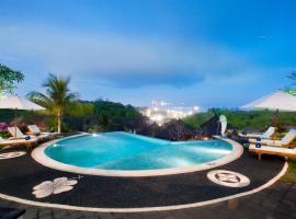 Puri Pandawa Resort, Улувату