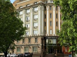 Alleya Grand, Poltava