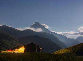 Hotel Adler, Warth am Arlberg (Schröcken yakınında)