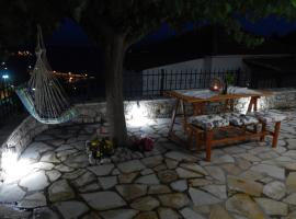 Beautiful house with great view, Glyfada Fokidas (tuvumā vietai Spilia)