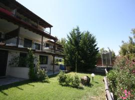Country House Petrinos, Mikrós Vávdhos (рядом с городом Анхиалос)