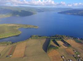 Complejo Pehuen Lago Lanalhue, Lago Lanalhue