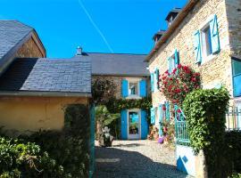 Maison Millagé, Oloron-Sainte-Marie (рядом с городом Estialescq)