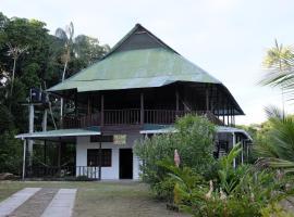 Fulano Amazon, Leticia
