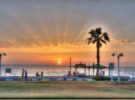 Palm on the Beach, Nahariyya