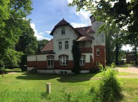 Villa Blumenthal, Ludwigslust (Neustadt-Glewe yakınında)