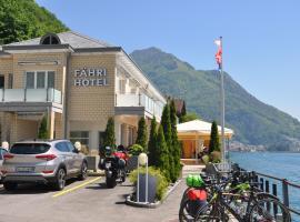 Hotel Faehri, Герсау