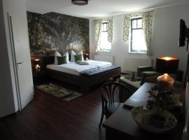 Hotel Trendtino, Eisenberg