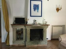 Villa acacia, Sacrofano