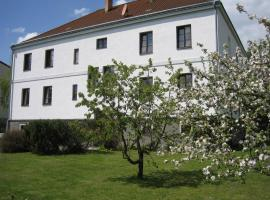 Glashof, Neunagelberg (Dvory nad Lužnicí yakınında)