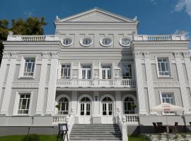 Hotel Willa Hueta, Кельце