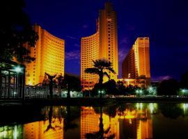 Wudang International Hotel, Shiyan