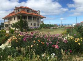 Pensión Residencia A Cruzán, Ноалья