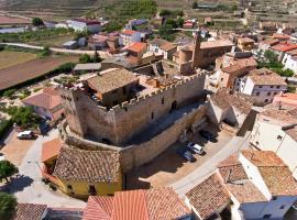 Castillo de Grisel, Grisel (Santa Cruz de Moncayo yakınında)