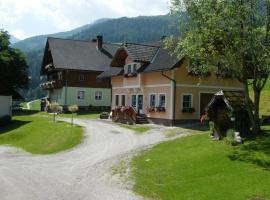 Hintereggerhof, Pruggern (Michaelerberg yakınında)